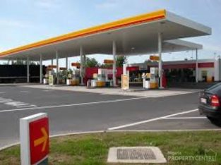 Forte Oil Filling Station for Sale